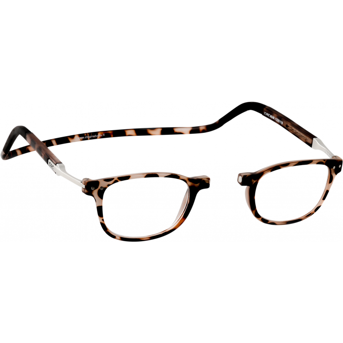 CliC Flex Wallstreet Frosted Tortoise/Black