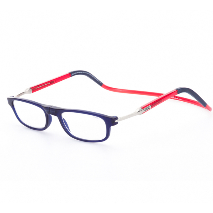 Clic Flex red blue