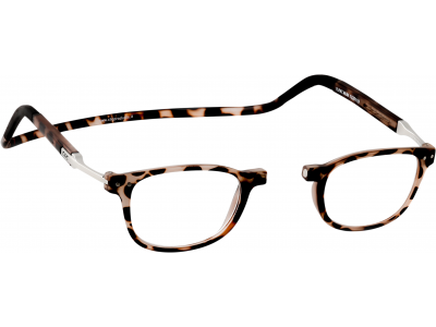 CliC Flex Wallstreet - Frosted Tortoise/Black